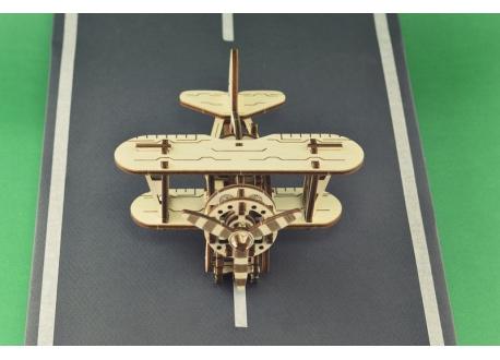Wooden City 雙翼飛機 (W. City Biplane)