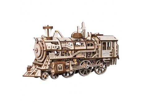 自走羅克蒸汽車頭 (Rokr Locomotive)