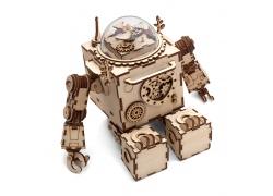 音樂DIY - 機器人奧菲斯 (DIY Music Box Orpheus)