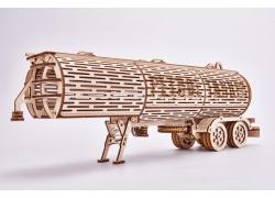 公路霸王拖車配件 - 車輛運載 (Car Trailer of Big Rig) 公路霸王配件 - 油罐拖車 (Tank Trailer of Big Rig)