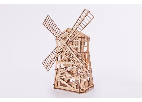 風車進階版 (Wind Mill)