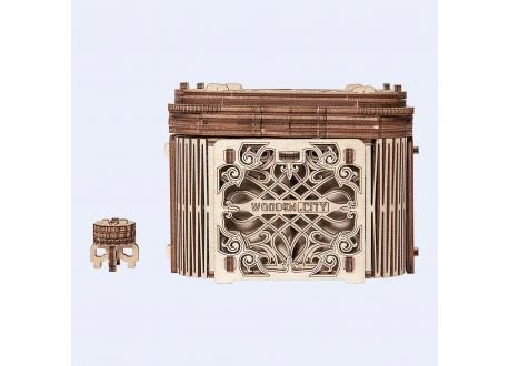 Wooden City 魔力藏寶盒 (W. City Mystery Box)