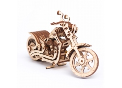 Wooden City 飆風哈雷機車(W. City Harley)