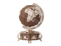 Wooden City 地球儀/棕色 (W. City Globe Brown)