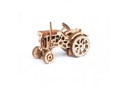 Wooden City 蠻牛耕耘車 (W. City Tractor)