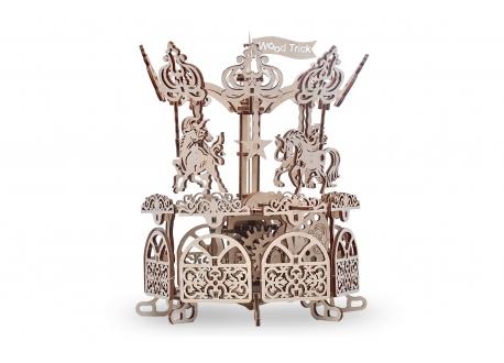 星空下的魔法轉盤 (Carousel)