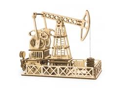 鑽油平台 (Oil Derrick)