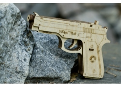 特務手槍附標靶 (Powershot Gun)