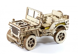 二戰4X4威力吉普車 (Willys Jeep 4X4)