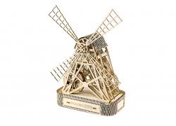 Wooden City 磨坊風車 (W. City Mill)
